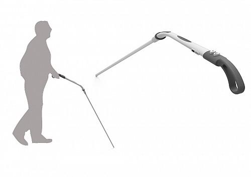 【拐杖】智能安全拐杖设计