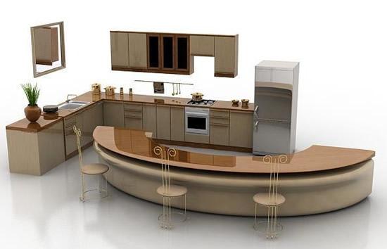 橱柜台面用什么材质好 橱柜台面材质选购常识